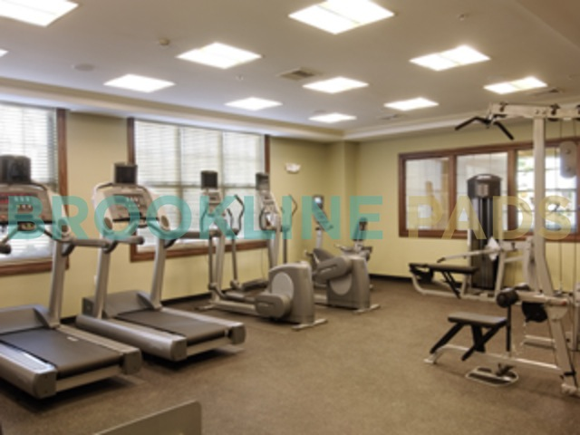 Avalon at Chestnut Hill fitness center