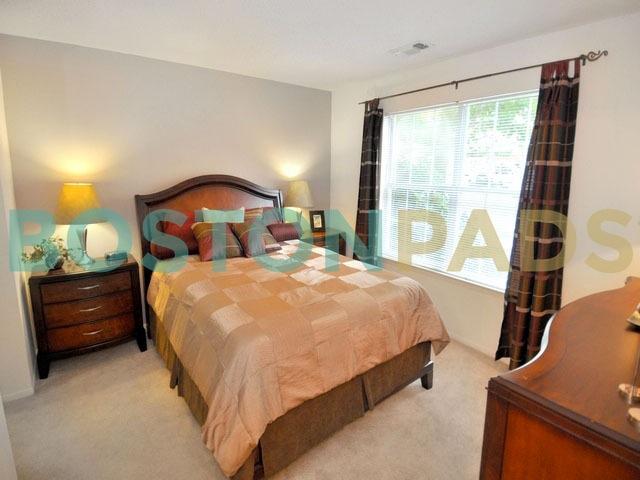 Avalon at Lexington Hills bedroom