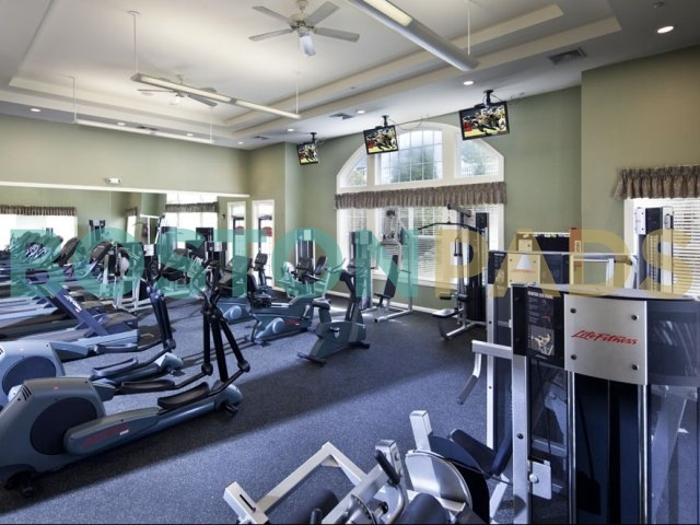Residences at Stevens Pond fitness