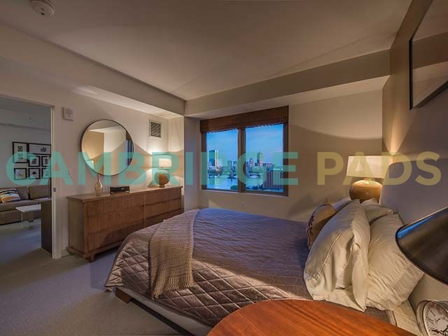 Avalon North Point bedroom