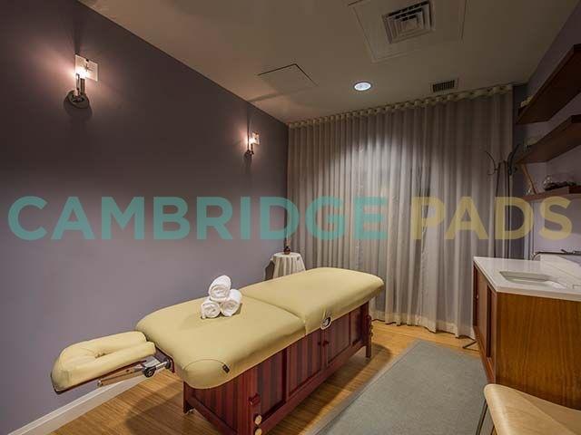 Avalon North Point massage room