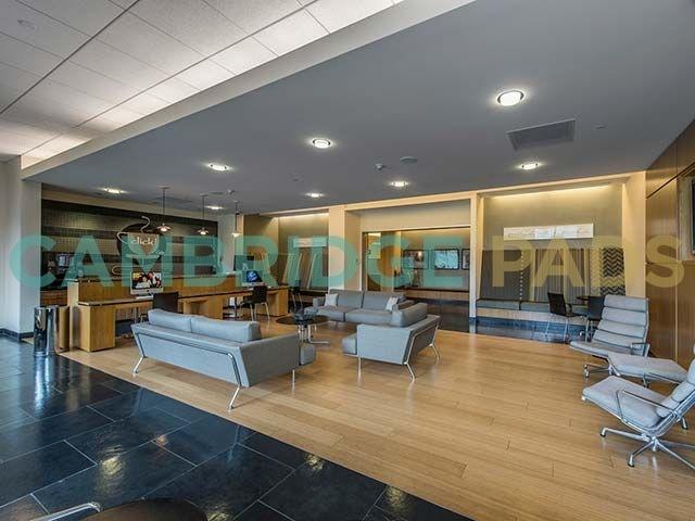 Avalon North Point lounge