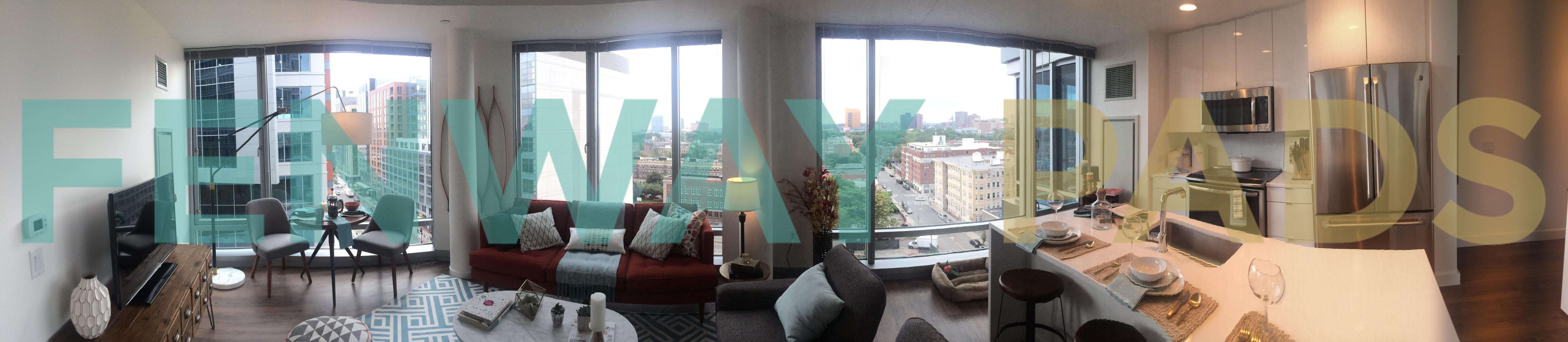 Van Ness  living room