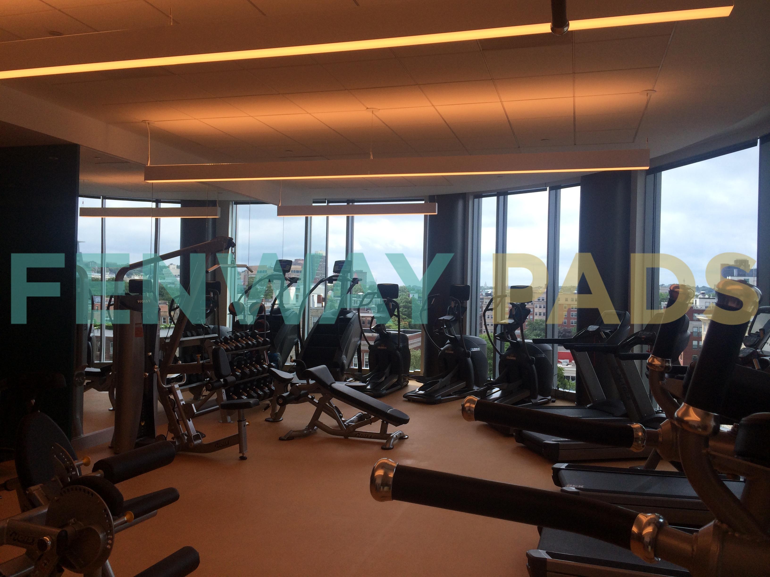 Van Ness fitness center