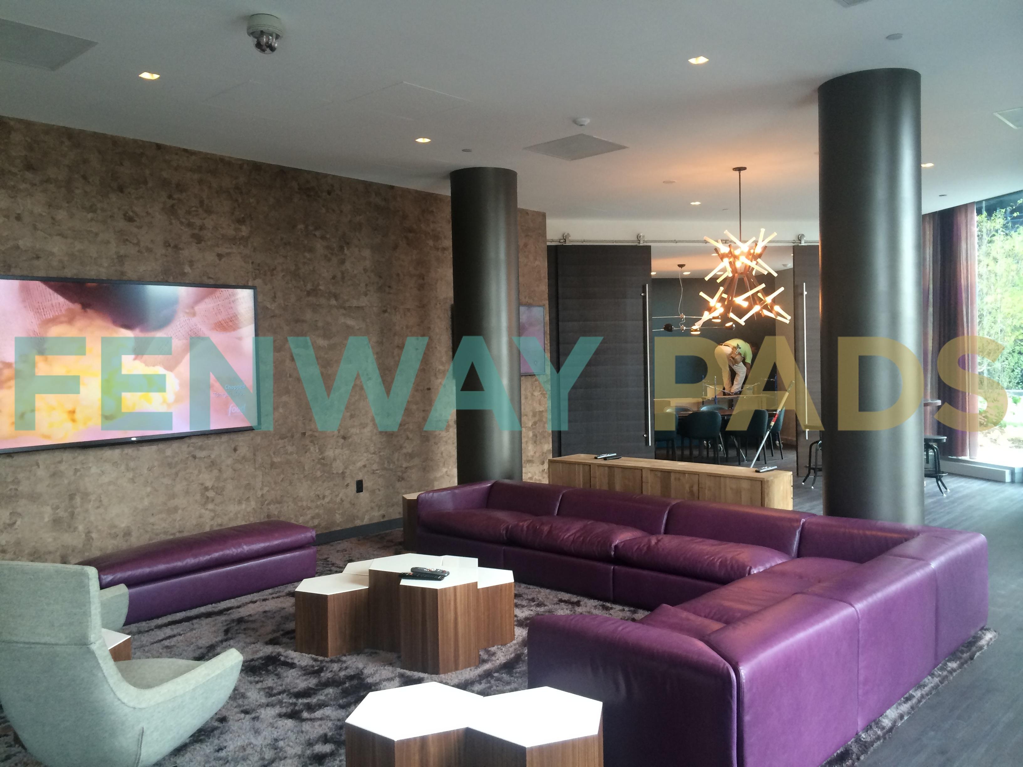 Van Ness  lounge