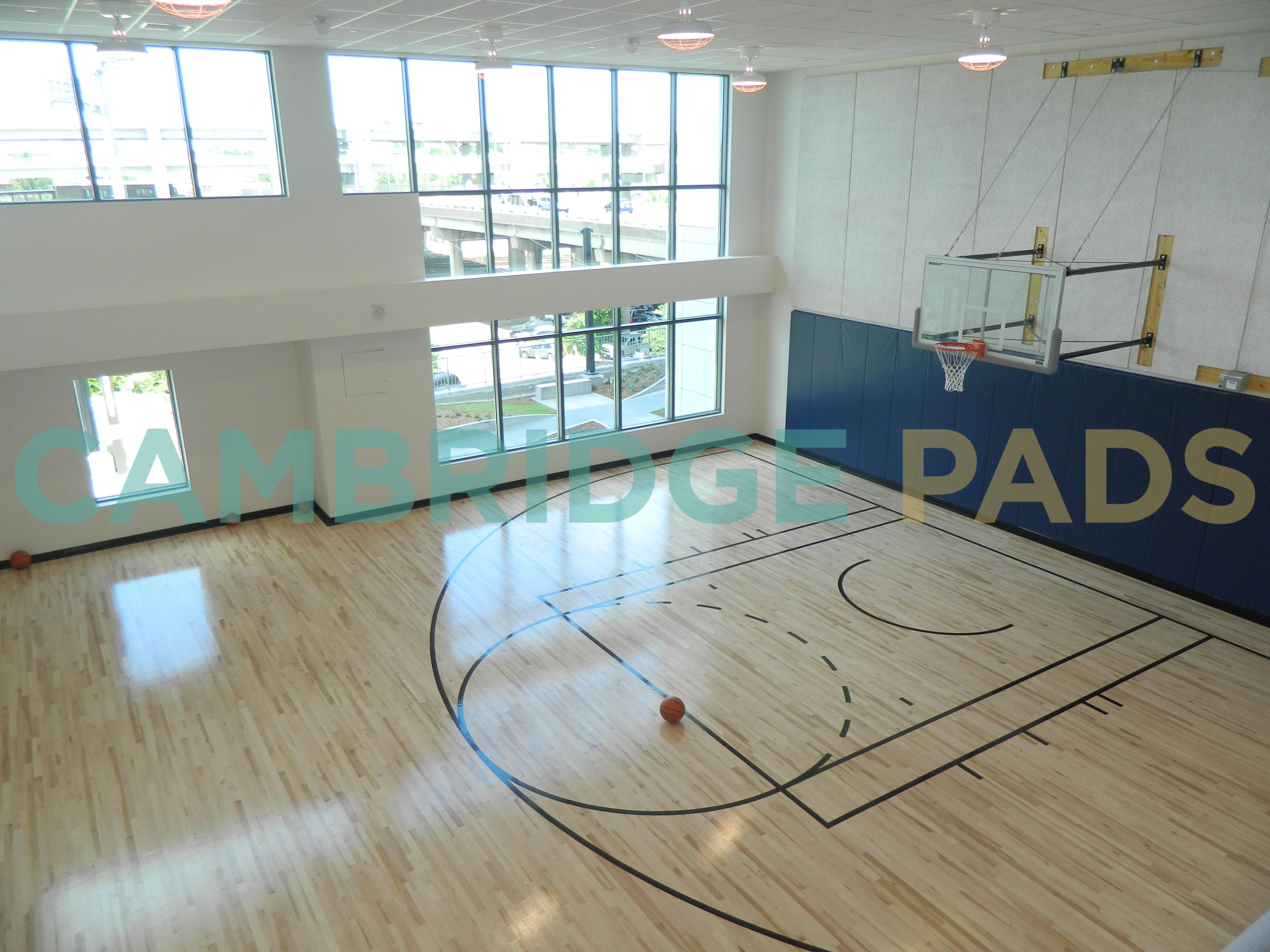 Twenty20 basketball court