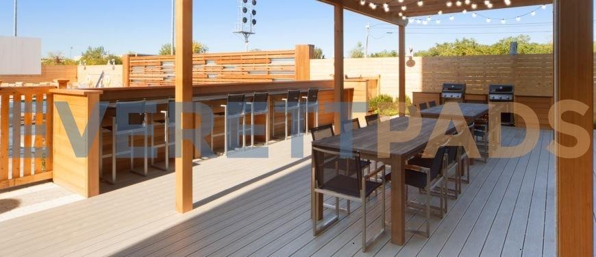 The Batch Yard balcony