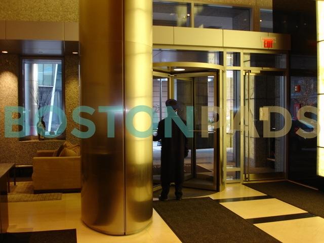 Ritz-Carlton Boston Residences lobby