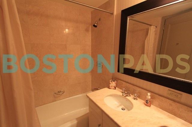 Ritz-Carlton Boston Residences bathroom