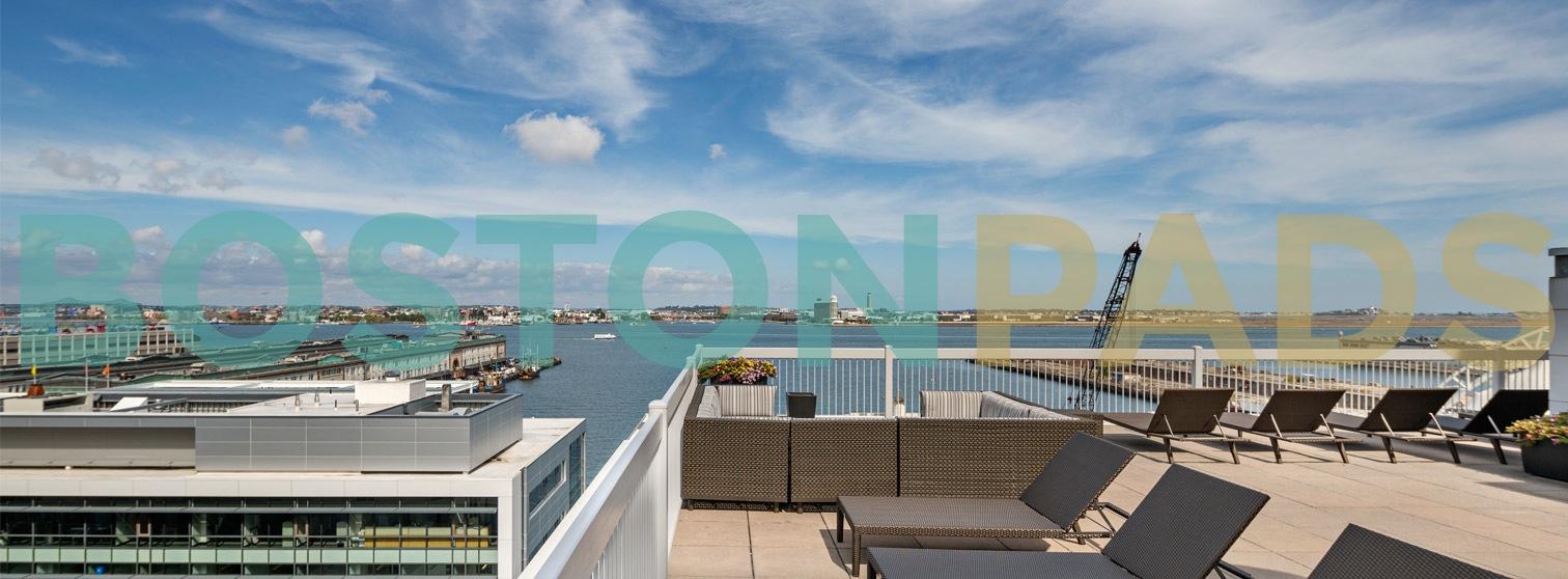 Park Lane Seaport decks
