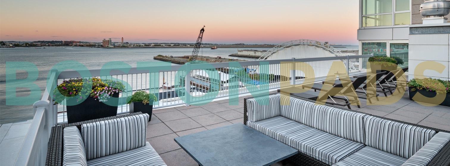 Park Lane Seaport deck