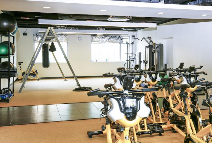 Watermark Kendall West Cambridge MA gym