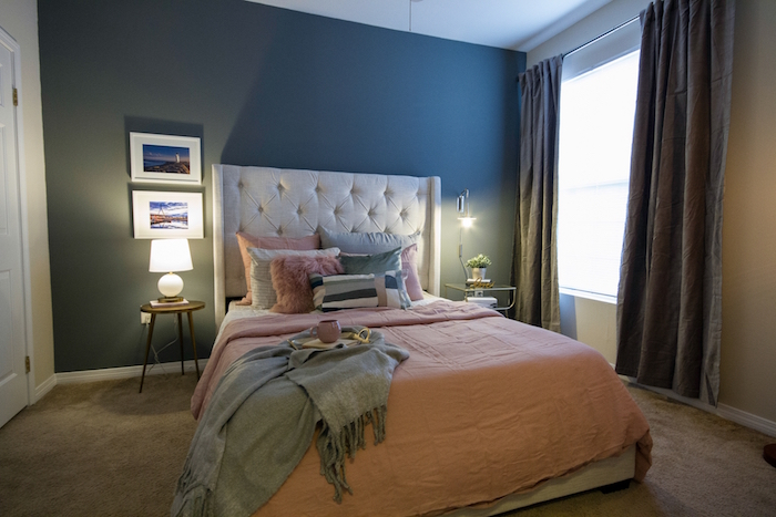 TGM Andover Park bedroom