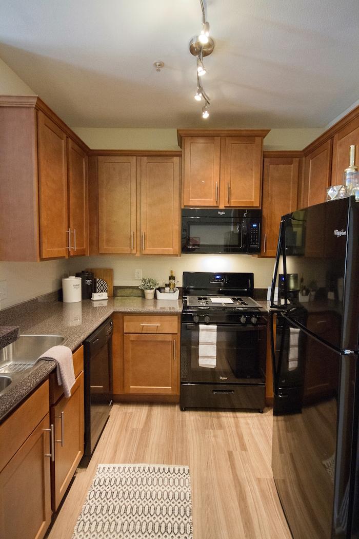 TGM Andover Park kitchen