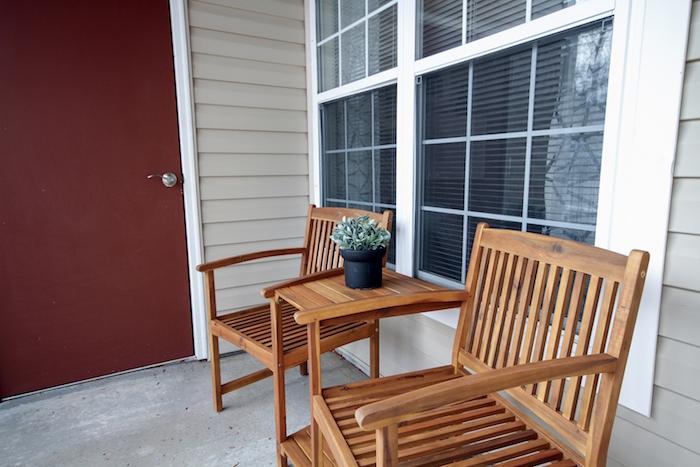 TGM Andover Park patio