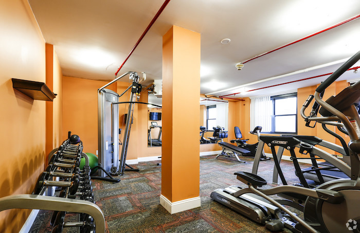 carson tower gym