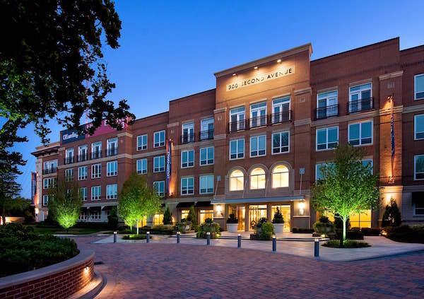 charles river landing luxury apartment building