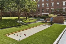 Piano Guild Boston MA bocce court