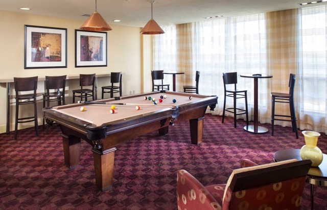 Neponset Landing Snooker Room