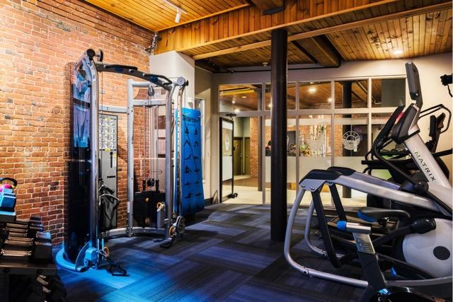 Baker Chocolate Factory Boston fitness center