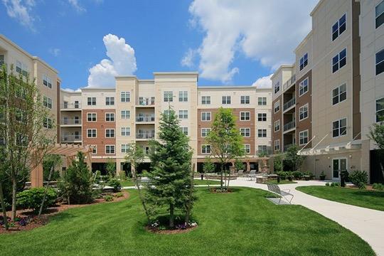 Brigham Square Arlington MA