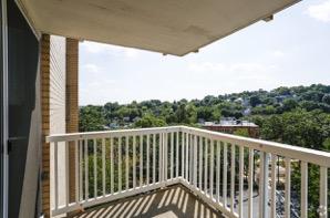 Barclay on Beacon Brookline balcony