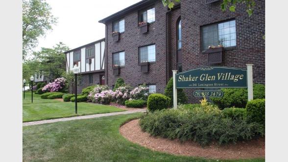 Shaker Glen Village building exterior