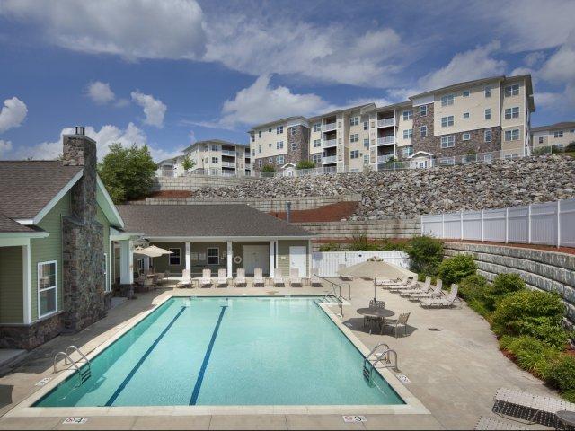 Summit Place swimming pool