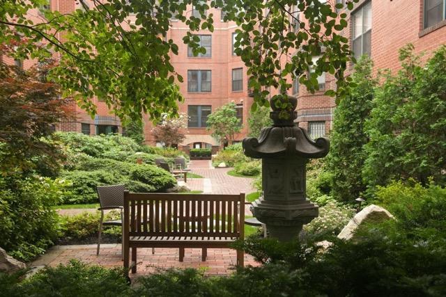 Garrison Square boston garden