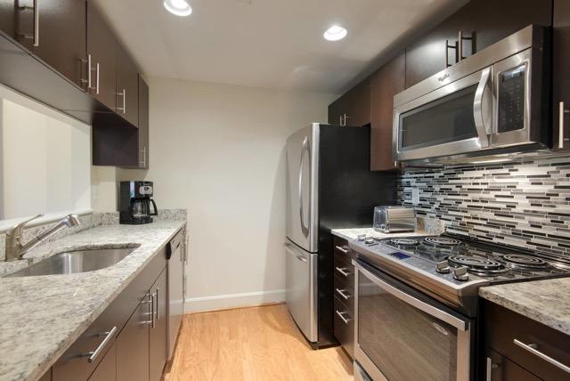 Garrison Square boston kitchen