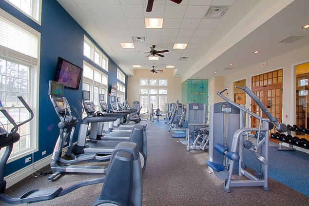 Concord Mews fitness-center