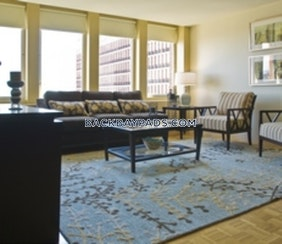 Back Bay Apartment for rent 3 Bedrooms 3 Baths Boston - $9,240