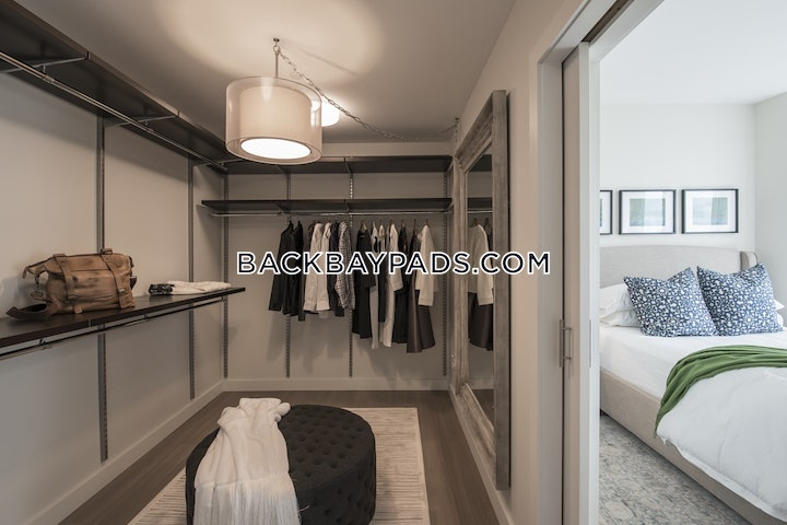 AWESOME 3 BED 3 BATH UNIT-LUXURY BUILDING IN BACK BAY  - Boston - Back Bay $11,500