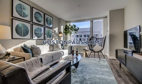Seaport/waterfront Apartment for rent 3 Bedrooms 1 Bath Boston - $8,955 No Fee