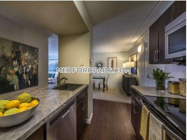 Boston Luxury Apartments | 2 Beds 1 Bath - Medford - Wellington $2,503